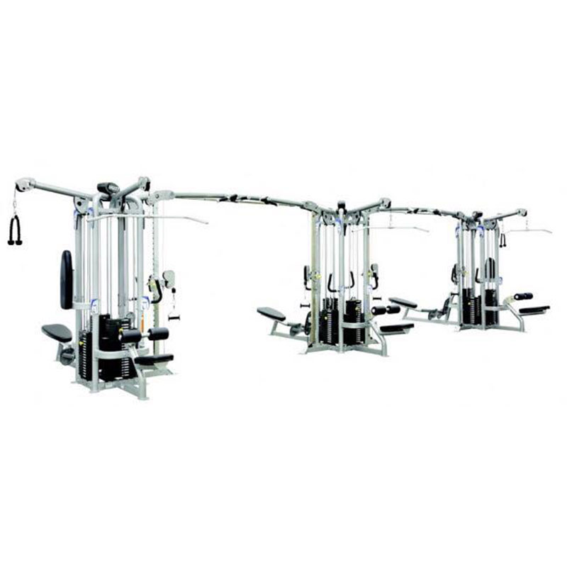 Chest and triceps machine